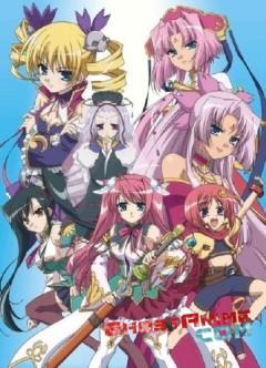 Несравненная принцесса любви / Koihime Musou TV [3 сезон]