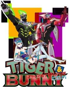 Тигр и Кролик / Tiger & Bunny