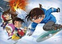 В китае выйдет Detective Conan: Quarter of Silence
