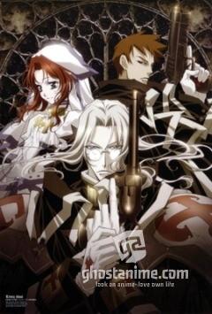 Кровь Триединства / Trinity Blood