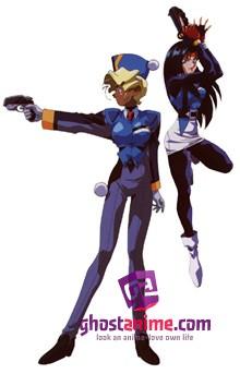 Тэнти - лишний! Миссия Михоси / Tenchi Muyo! Galaxy Police Mihoshi's Space Adventure [OVA]