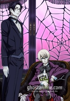 Демон-дворецкий (сезон второй) / Black Butler II