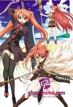 Волшебный учитель Нэгима! OVA-3 / Magical Teacher Negima! ~The White Wing~