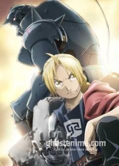 Стальной алхимик: Братство / Fullmetal Alchemist: Brotherhood [2 сезон]