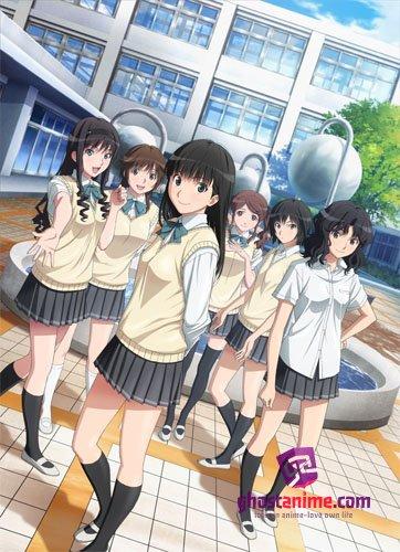 Амагами СС [2 сезон] / Amagami SS Plus