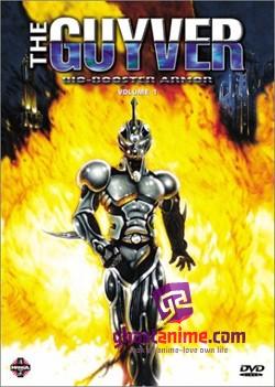 Гайвер OVA / Bio-Booster Armor Guyver