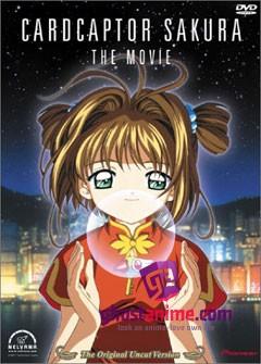 Сакура - собирательница карт (фильм первый) / Cardcaptor Sakura: The Movie