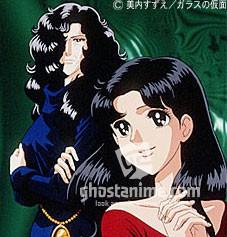 Стеклянная маска OVA / Glass Mask: The Girl of a Thousand Masks