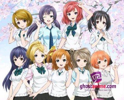 Живая Любовь! / Love Live! School Idol Project