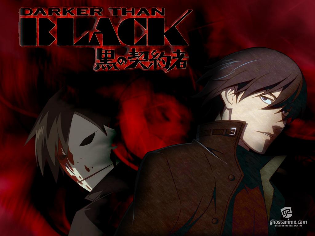Темнее черного / Darker than Black [OVA 1-4]
