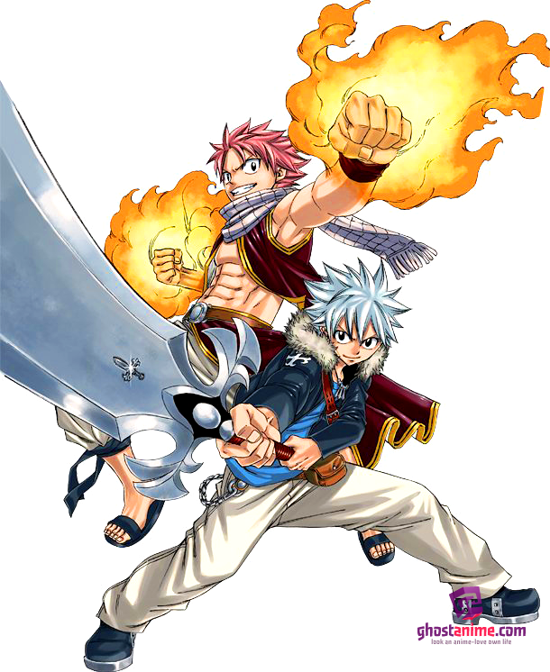 Fairy Tail x Rave Master