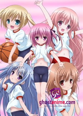 Баскетбольный клуб! [ТВ-2] / Rou Kyuu Bu! SS