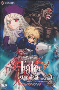 Судьба: Ночь Схватки ТВ-2 / Fate/Stay Night Unlimited Blade Works