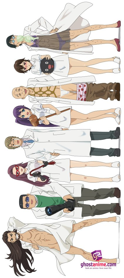 Просто о сложном: Психосоматика / Anime de Wakaru Shinryounaika