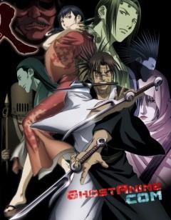 Смотреть аниме Клинок Бессмертного / Blade of the Immortal онлайн бесплатно