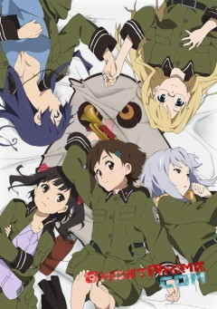 Смотреть аниме Звуки небес / Sora no Oto онлайн бесплатно
