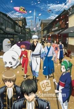 Смотреть аниме Гинтама / Gintama [2 сезон] онлайн бесплатно