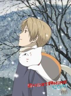 Смотреть аниме Тетрадь дружбы Нацумэ [2 сезон] / Zoku Natsume Yuujinchou онлайн бесплатно