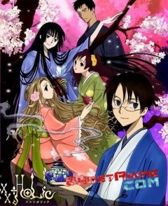 Смотреть аниме Триплексоголик OVA-1 / xxxHOLiC: Shunmuki OVA-1 онлайн бесплатно