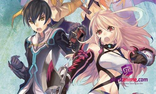 Смотреть аниме Аниме по игре «Tales of Xillia» онлайн бесплатно