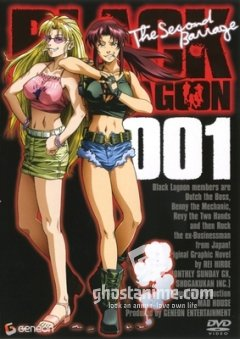 Пираты «Черной лагуны» / Black Lagoon 2nd Season [2 сезон]
