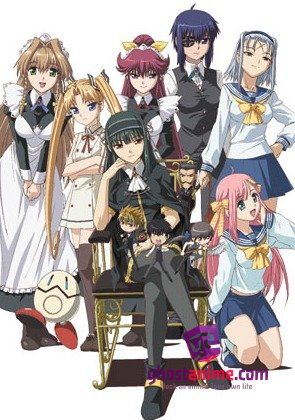 Смотреть аниме Ты — хозяин, я — слуга / Kimi ga Aruji de Shitsuji ga Ore De: They Are My Noble Masters онлайн бесплатно