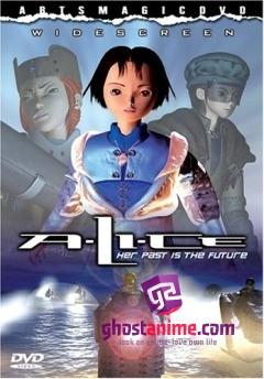 Смотреть аниме A.Li.Ce / Элис онлайн бесплатно