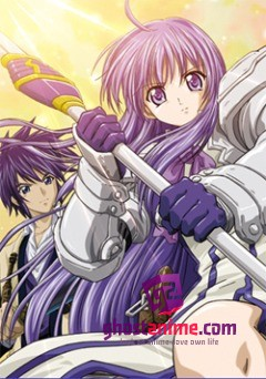 Дух Меча Вечности / Eien no Aseria The Spirit of Eternity Sword [OVA]