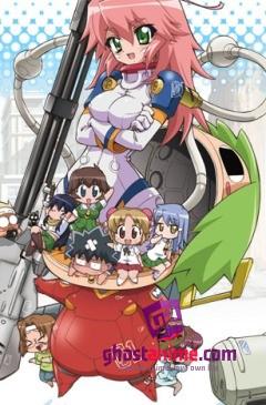 Смотреть аниме Кэмэко Делюкс! / Kemeko Deluxe! онлайн бесплатно
