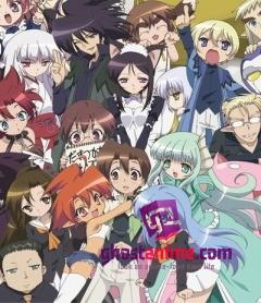 Смотреть аниме Академия Магии! / Macademi Wasshoi! онлайн бесплатно