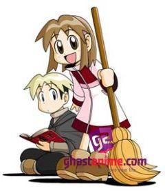 Смотреть аниме Волшебница Цукунэ-тян / Majokko Tsukune-chan [OVA] онлайн бесплатно