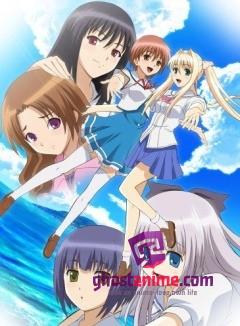 Смотреть аниме Обещание этому синему небу / Promising to the Blue Sky онлайн бесплатно