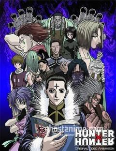 Смотреть аниме Охотник х Охотник / Hunter X Hunter [OVA-1] онлайн бесплатно