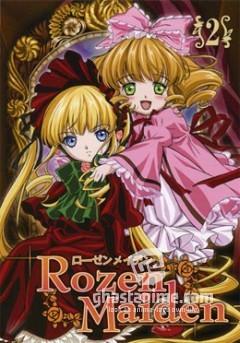 Дева-Роза / Rozen Maiden