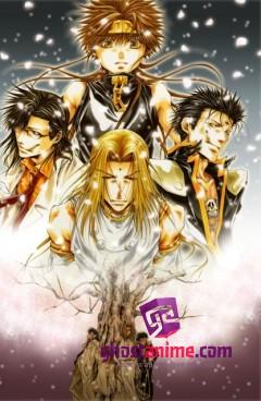 Смотреть аниме Саюки: Истоки / Saiyuuki Gaiden [OVA] онлайн бесплатно