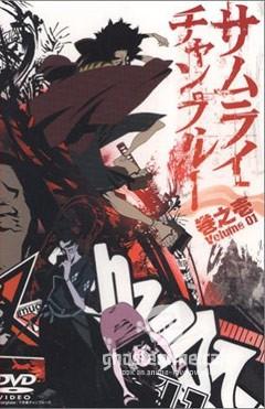 Смотреть аниме Самурай Чамплу / Samurai Champloo онлайн бесплатно