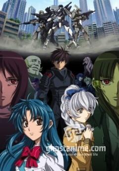 Смотреть аниме Стальная тревога! Новый рейд / Full Metal Panic! The Second Raid [3 сезон] онлайн бесплатно