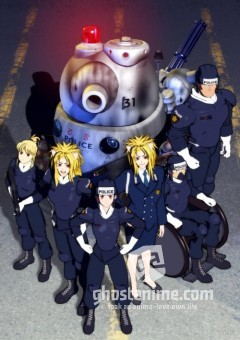 Танковый спецназ 01 / TANK S.W.A.T. 01 [OVA]