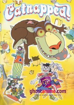 Смотреть аниме Кошачий мир Банипал Витт / Totsuzen! Neko no Kuni Banipal Witt онлайн бесплатно