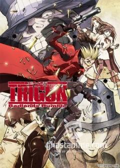 Смотреть аниме Триган - Фильм / Trigun the Movie онлайн бесплатно