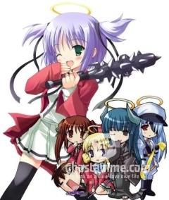 Смотреть аниме Убойный ангел Докуро-тян / Bokusatsu Tenshi Dokuro-chan [OVA-2] онлайн бесплатно