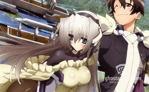 Смотреть аниме Kyoukai Senjou no Horizon онлайн бесплатно