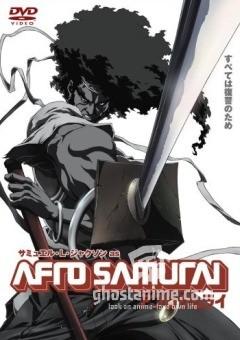 Смотреть аниме Афросамурай / Afro Samurai онлайн бесплатно