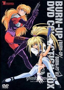 Смотреть аниме Разгон! Дубль-вэ / Burn Up! Warrior онлайн бесплатно