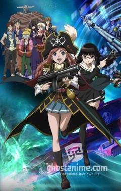 Смотреть аниме Первоклассные космические пираты / Moretsu Uchuu Kaizoku онлайн бесплатно