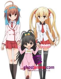 Смотреть аниме Девочки, послушайте папку! / Papa no Iu Koto wo Kikinasai! онлайн бесплатно