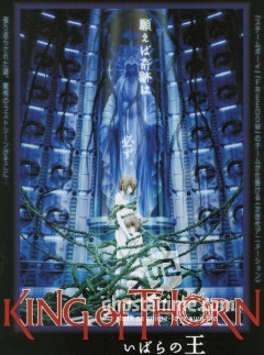 Смотреть аниме Повелители терний / King of Thorn онлайн бесплатно