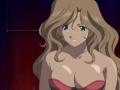 Розовый Мотылек, воительница в неглиже OVA / Lingerie Fighter Papillon Rose