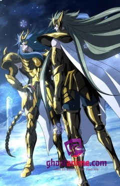 Рыцари Зодиака OVA-5 / Saint Seiya: The Lost Canvas - Meiou Shinwa Dai-2-Shou