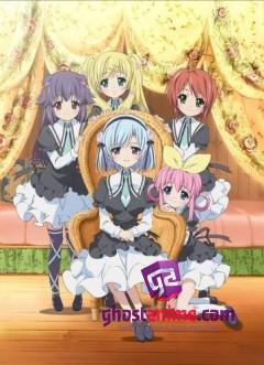 Смотреть аниме Детективное агентство Милки Холмс [2 сезон] / Tantei Opera Milky Holmes Dai 2 Maku онлайн бесплатно